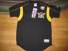 Pittsburgh Pirates youth BP Majestic 6501 batting jersey New pick size