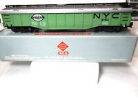 REA New York Central Covered Drop End Gondola Car  G Scale  #Rea-41102 - lnwbox!