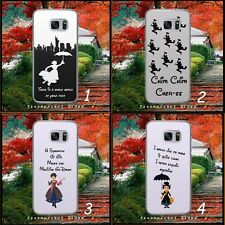 DISNEY MARY POPPINS DUCK UMBRELLA HARD PHONE CASE COVER SHELL FOR SAMSUNG HUAWEI