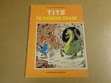 STRIP 1° DRUK / TITS N° 9 - DE CHINESE DRAAK