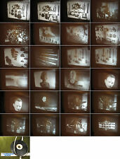 16 mm Film 1960.Musik Mosaik-Intrumente Geschichte der Musik.Antique Movie