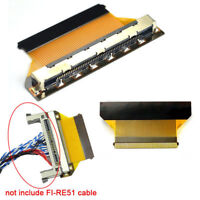 LVDS FI-RE51S to FPC 51 Pin 0.5mm adapter board for LG Samsung 2CH 8 bit 10 bit