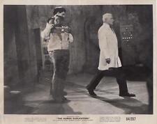 "Scene from ""The Human Duplicators"" Vintage Movie Still"