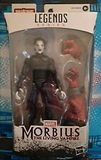 Marvel Legends Morbius The Living Vampire Venompool BAF Maximum Venom New!