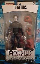 Marvel Legends Morbius The Living Vampire Venompool BAF Maximum Venom New!