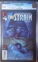 Strain The Fall (2013 Dark Horse) #1 CGC 9.8