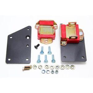 Trans-Dapt 4582 LS Engine Swap Retro-Fit Motor Mount Kit 5.3 5.7 6.0 LS1 LSX