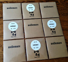 WOLDEMARE  8cm LIMITED EDITION CD EP ON SLEEP FUSE  FINAL COPIES