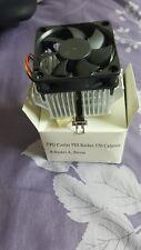 CPU Cooler PIII socket 370/ Celeron  & Socket A,Sleeve