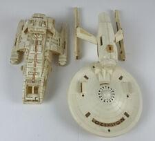 "Vtg Lot Star Trek Uss Enterprise Ncc-1701-A 20"" And Bcc-72453"