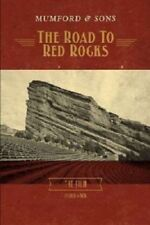 MUMFORD & SONS - THE ROAD TO RED ROCKS  BLU-RAY  ROCK/POP  NEW+