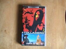 ATOLLADERO VHS CULT SCI FI STARRING IGGY POP SPANISH ENG SUBS