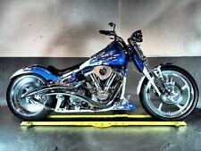 1996 Harley Davidson Softail Chopper,springer,1340 EVO Magazine featured,Stunner