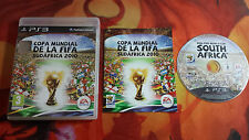 COPA MUNDIAL DE LA FIFA SUDÁFRICA 2010 PAL ESP PLAYSTATION 3 PS3 ENVÍO 24/48H