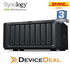Synology DiskStation DS1819+ 8 Bay Diskless Scalable NAS Atom Quad Core CPU