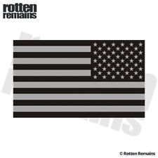 New listing American Subdued Flag Decal Sticker Usa United States Vinyl (Lh) feb