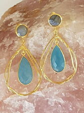 Brass Drop/Dangle Handcrafted Earrings