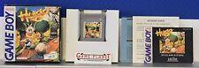 Hugo Nintendo Game Boy OVP con instrucciones en Box