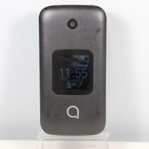 Alcatel Go Flip 3 (MetroPCS) 4052Z 4G LTE GSM Flip Phone 🌟 Fast Free Ship  🚛