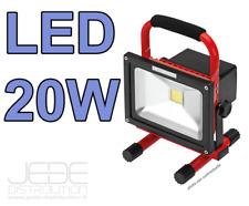 Projecteur de chantier à LED-Autonome 20W - CIMCO 111586