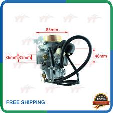 KF PD31 31MM carburetor electrical choke for Feishen 300cc Linhai 300cc engine A