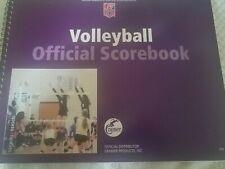 Volleyball Offical Scorebook
