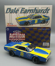 Action Dale Earnhardt #8 RPM 1975 Dodge Limited Edition 1:24