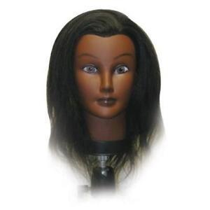 Whitney Ethnic Mannequin Head