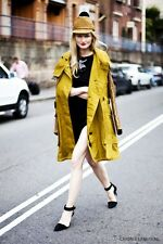 BNWT Beautiful Designer BURBERRY Ladies Straw Pom Pom Cap Hat Size S  ITALY