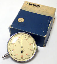 AMES SECONDS DIAL INDICATOR CONTINUOUS DIAL (DUAL READING)