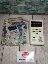 Vintage Straco Hand Held 1970's Electronic Football Video Game Battery Operated
