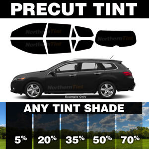 Precut Window Tint for Audi A6 Avant Wagon 06-11 (All Windows Any Shade)