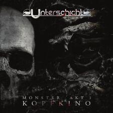 UNTERSCHICHT - MONSTER KOPFKINO   CD NEUF