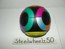RARE K-Ball Puzzle Ball W/ Braille Toy 3D Challenging Logic Brain Teaser Black