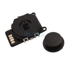 New 3D Repair Parts Aanlog Button Joystick for Sony PSP 2000 2001 Slim Black