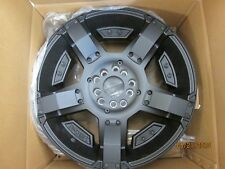 KMC XD81129035718 RS2 20x9 5x127.00/5x139.70 BLACK (18 mm)