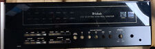 McIntosh C37 **NEW***Faceplate Complete With Sides And Bottom Rails