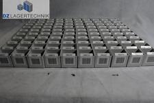 50x Einsatzkiste Lagerkasten grau Kunststoff Lagerkiste Einsatzbox Box 40x50x45