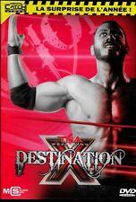 TNA - DESTINATION X - 2012 /*/ DVD SPORT NEUF/CELLO