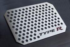 PLATE HONDA CIVIC X TYPE-R FK8 GT SPORT PLUS PRESTIGE i-VTEC 2017 WHITE BLACK