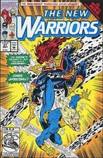 THE NEW WARRIORS #27 MARVEL COMICS