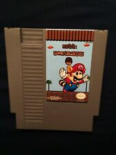 Mario in: Some Usual Day NES Nintendo rom hack of Super Mario Bros 3 game cart