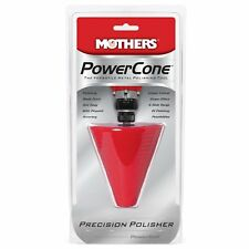 Mothers POWER CONE PROFESSIONAL POLISHING TOOL DRILL ATTACHMENT For Tight Areas