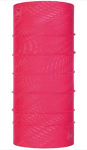 Original Buff 'Reflective: Solid Fuchsia' Bandana Neck Tube Outdoor Sportswear