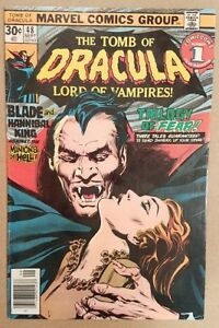 Tomb of Dracula #48 FN