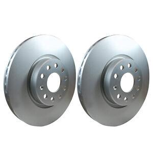 Front Brake Discs 312mm 54205PRO fits VW PASSAT 3C_(362) 2.0 TDI