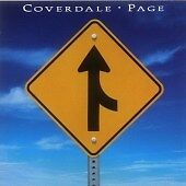 David Coverdale & Jimmy Page CD Coverdale Page Led Zeppelin,Whitesnake