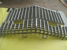 1975 75 CADILLAC GRILLE; COUPE DEVILLE  UPPER & LOWER( FLEETWOOD grill Calais?)