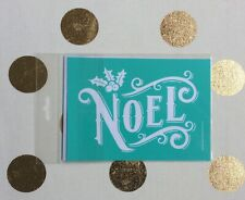 """RETIRED—New In Package """"Noel"""" Chalk Couture Transfer"""