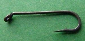 25 Lazer Sharp 058 Fishing Hooks #14 Streamer, Bugger, Nymph Fly Fish Hook 3xl